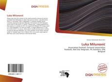 Luka Milunović的封面