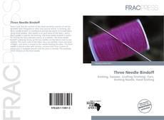 Bookcover of Three Needle Bindoff