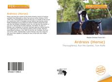 Bookcover of Ardross (Horse)