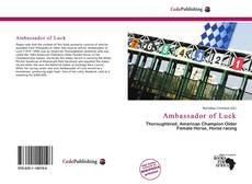 Portada del libro de Ambassador of Luck