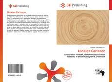 Nicklas Carlsson的封面