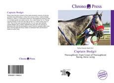 Captain Bodgit kitap kapağı