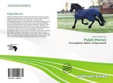 Buchcover von Pulpit (Horse)