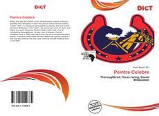 Peintre Celebre kitap kapağı