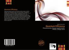 Обложка Quantum Efficiency