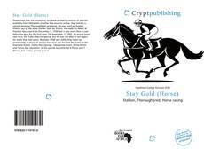 Portada del libro de Stay Gold (Horse)
