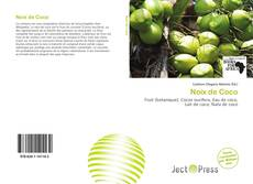 Capa do livro de Noix de Coco