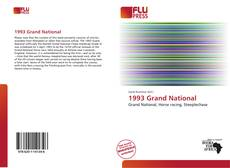 Bookcover of 1993 Grand National