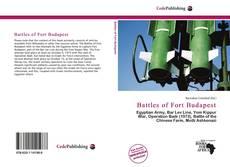 Couverture de Battles of Fort Budapest