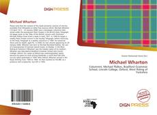 Michael Wharton的封面