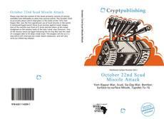 October 22nd Scud Missile Attack kitap kapağı