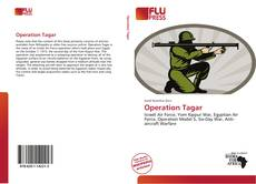 Capa do livro de Operation Tagar