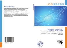 Bookcover of Nikolai Olenikov