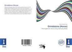 Bookcover of Grindstone (Horse)