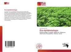 Bookcover of Éco-épidémiologie