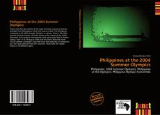 Bookcover of Philippines at the 2004 Summer Olympics