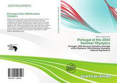 Buchcover von Portugal at the 2004 Summer Olympics