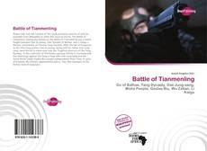 Bookcover of Battle of Tianmenling