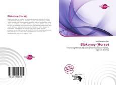 Bookcover of Blakeney (Horse)