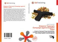 Portada del libro de Emperor Taizong's Campaign against Eastern Tujue