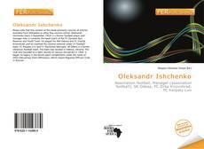 Oleksandr Ishchenko kitap kapağı