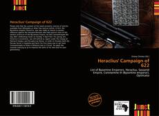 Heraclius' Campaign of 622 kitap kapağı
