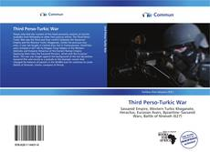 Bookcover of Third Perso-Turkic War
