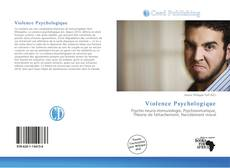 Couverture de Violence Psychologique