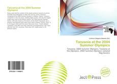 Buchcover von Tanzania at the 2004 Summer Olympics