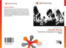 Copertina di Chaotic Mixing