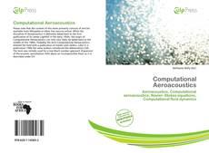 Couverture de Computational Aeroacoustics