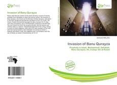 Invasion of Banu Qurayza kitap kapağı