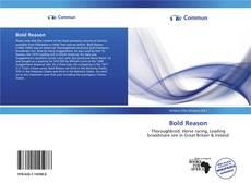 Bookcover of Bold Reason