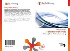 Buchcover von Forty Niner (Horse)