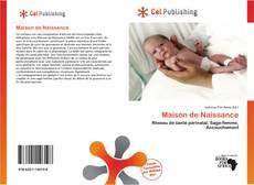 Portada del libro de Maison de Naissance