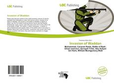 Bookcover of Invasion of Waddan