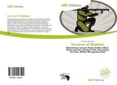 Invasion of Waddan的封面