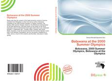 Bookcover of Botswana at the 2000 Summer Olympics