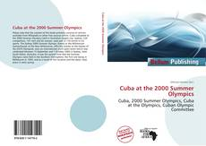 Bookcover of Cuba at the 2000 Summer Olympics