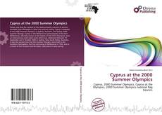 Bookcover of Cyprus at the 2000 Summer Olympics
