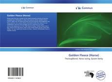 Portada del libro de Golden Fleece (Horse)