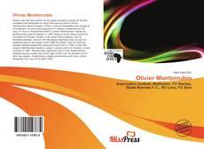 Обложка Olivier Monterrubio