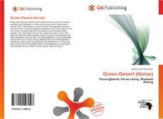 Green Desert (Horse) kitap kapağı