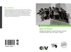 Day of Thirst kitap kapağı