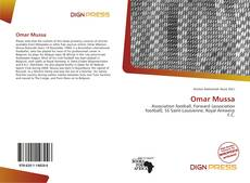 Bookcover of Omar Mussa
