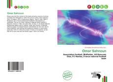 Omar Sahnoun的封面