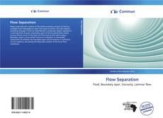 Couverture de Flow Separation