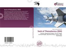 Bookcover of Sack of Thessalonica (904)