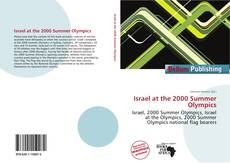 Buchcover von Israel at the 2000 Summer Olympics