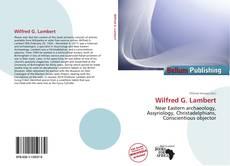 Bookcover of Wilfred G. Lambert